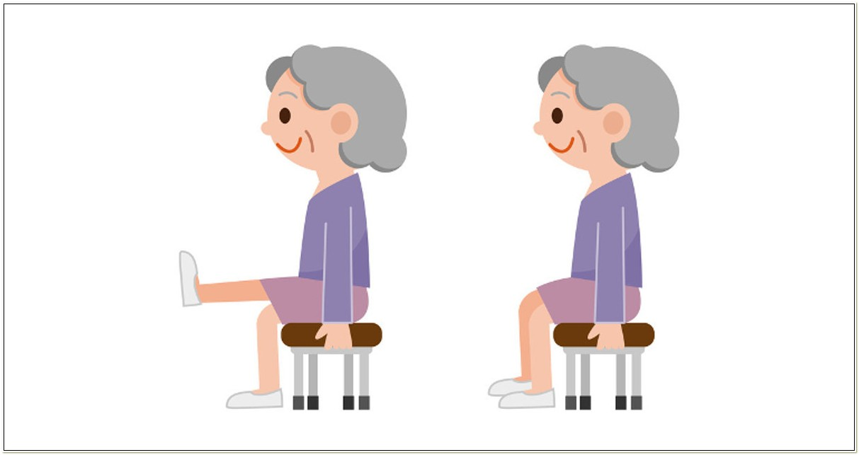 Chair Exercises For Seniors In Wheelchairs