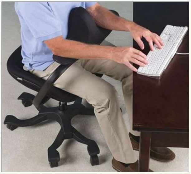 Chair For Posture Correction