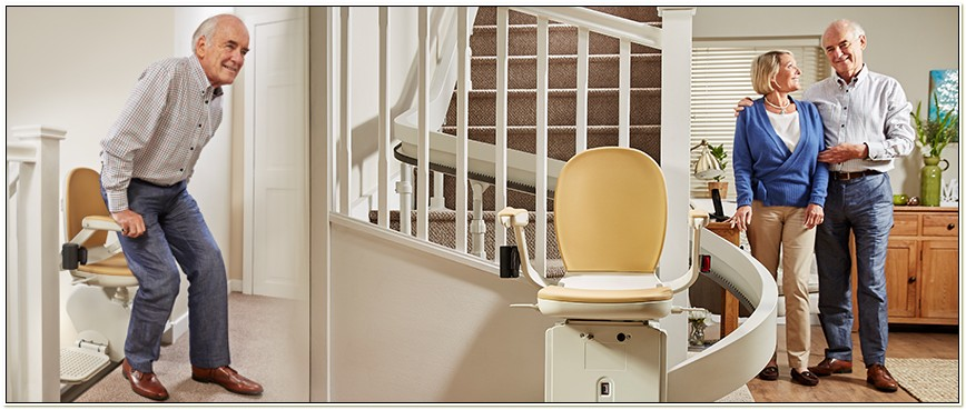 Chair Lifts For Stairways