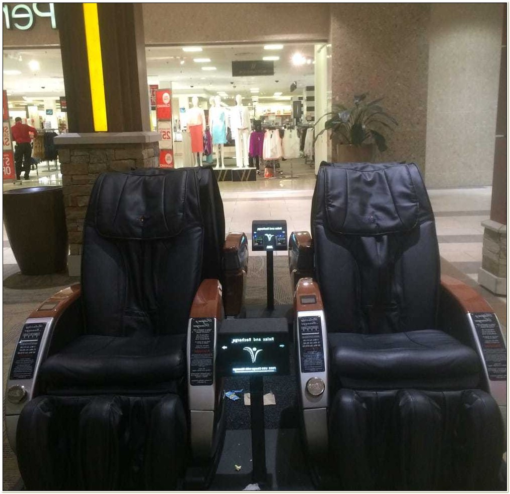 Chair Massage San Diego Mall