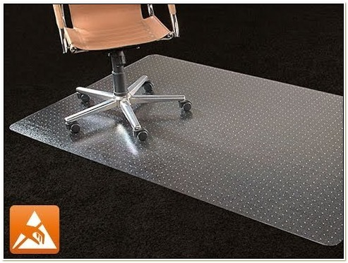 Chair Mat For Carpet Protection Anti Static