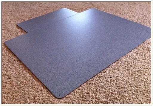 Chair Mat With Lip For Carpeted Floors