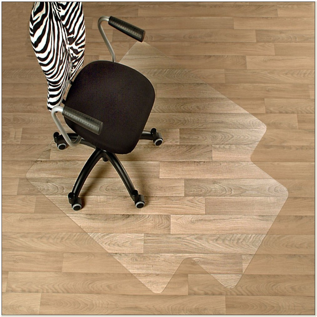Chair Mat With Lip For Hard Floors