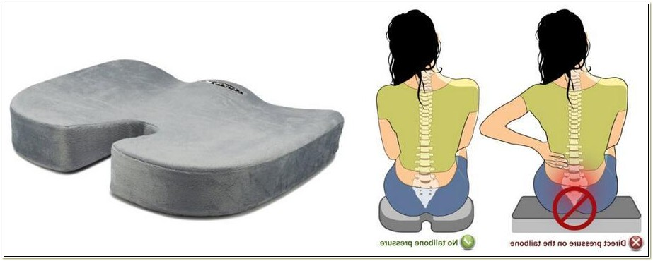 Chair Pad For Tailbone Pain