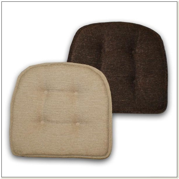Chair Pads With Grippers