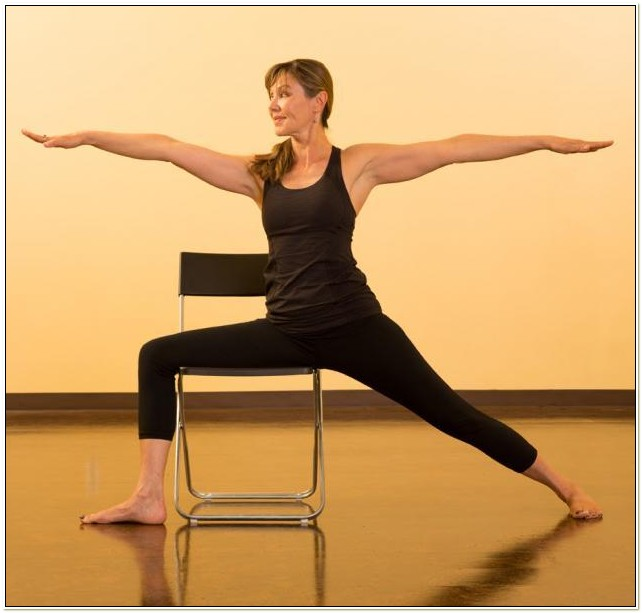 Chair Yoga Teacher Training Toronto