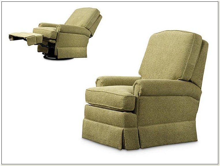 Chairs That Swivel Rock And Recline