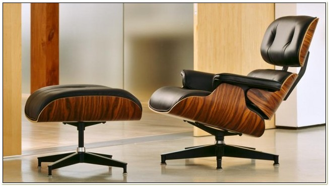Charles And Ray Eames Chair Designs