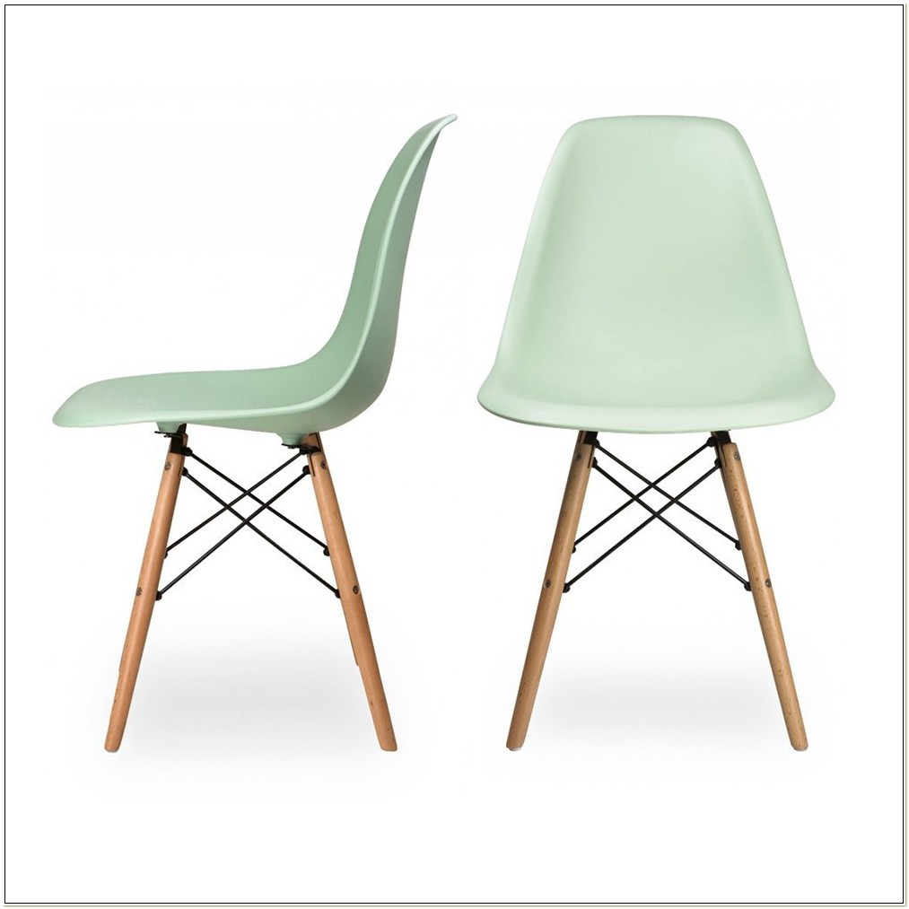 Charles Eames Dsw Plastic Chair