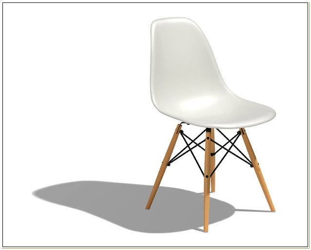 Charles Eames Molded Plastic Chair