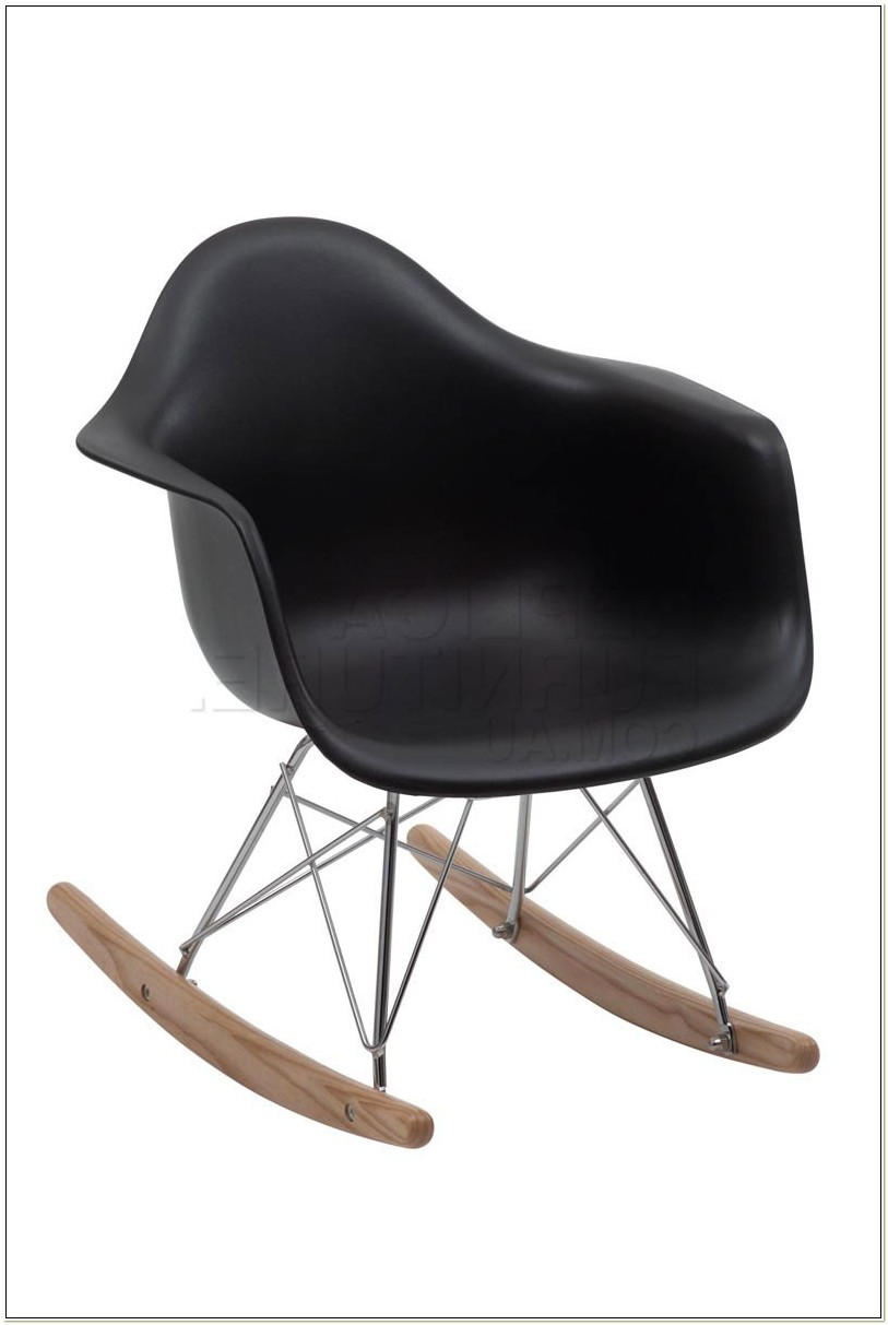 Charles Eames Rocking Chair Replica