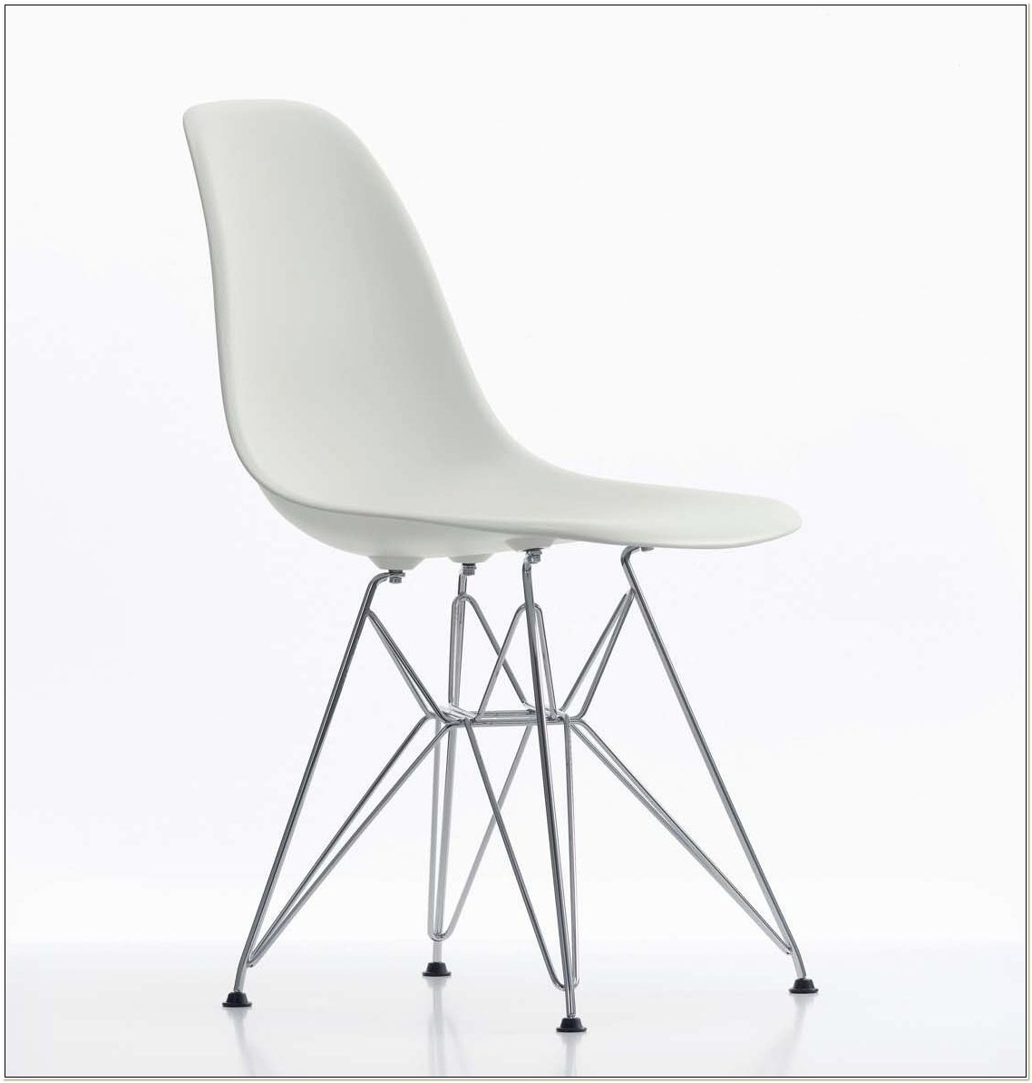 Charles Ray Eames Plastic Side Chair
