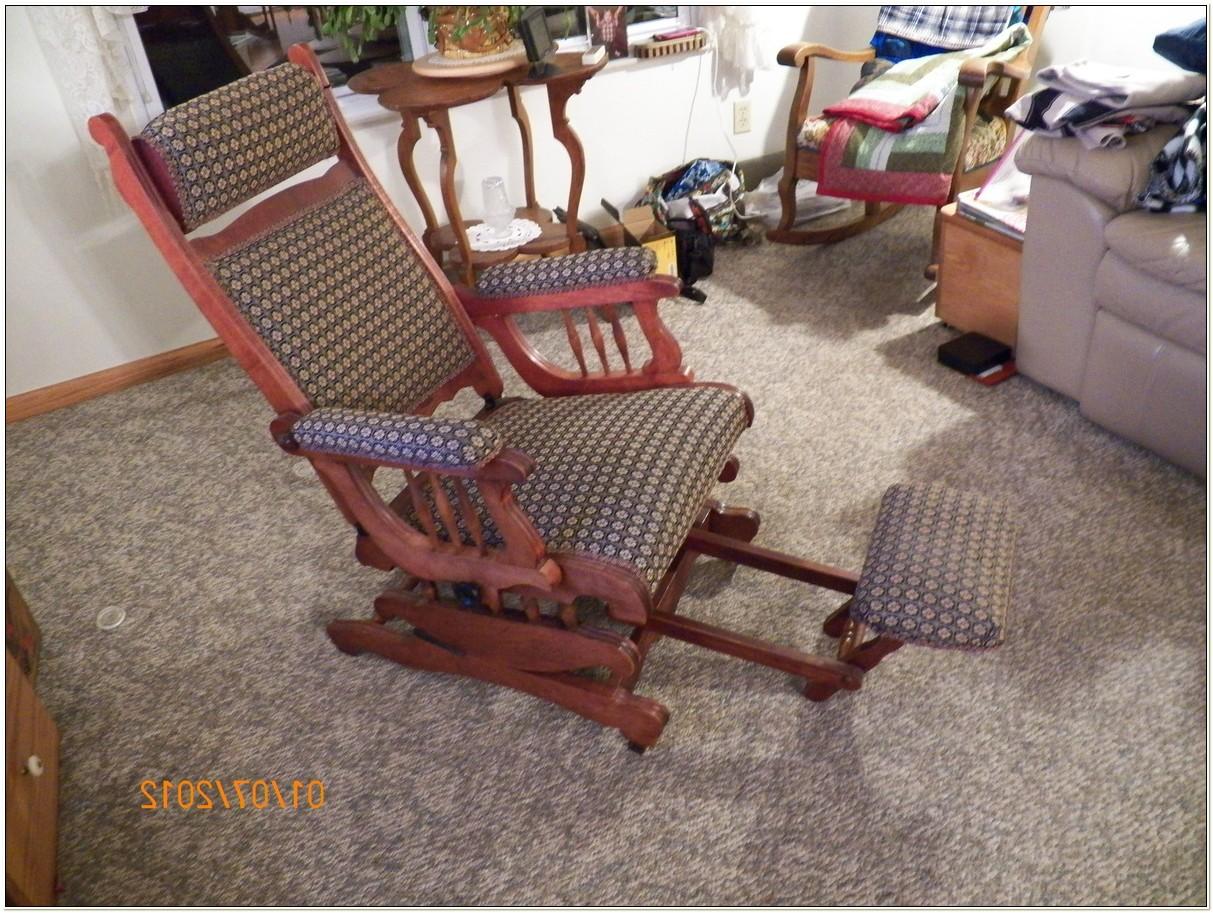 Chautauqua Rocker And Recliner Chair