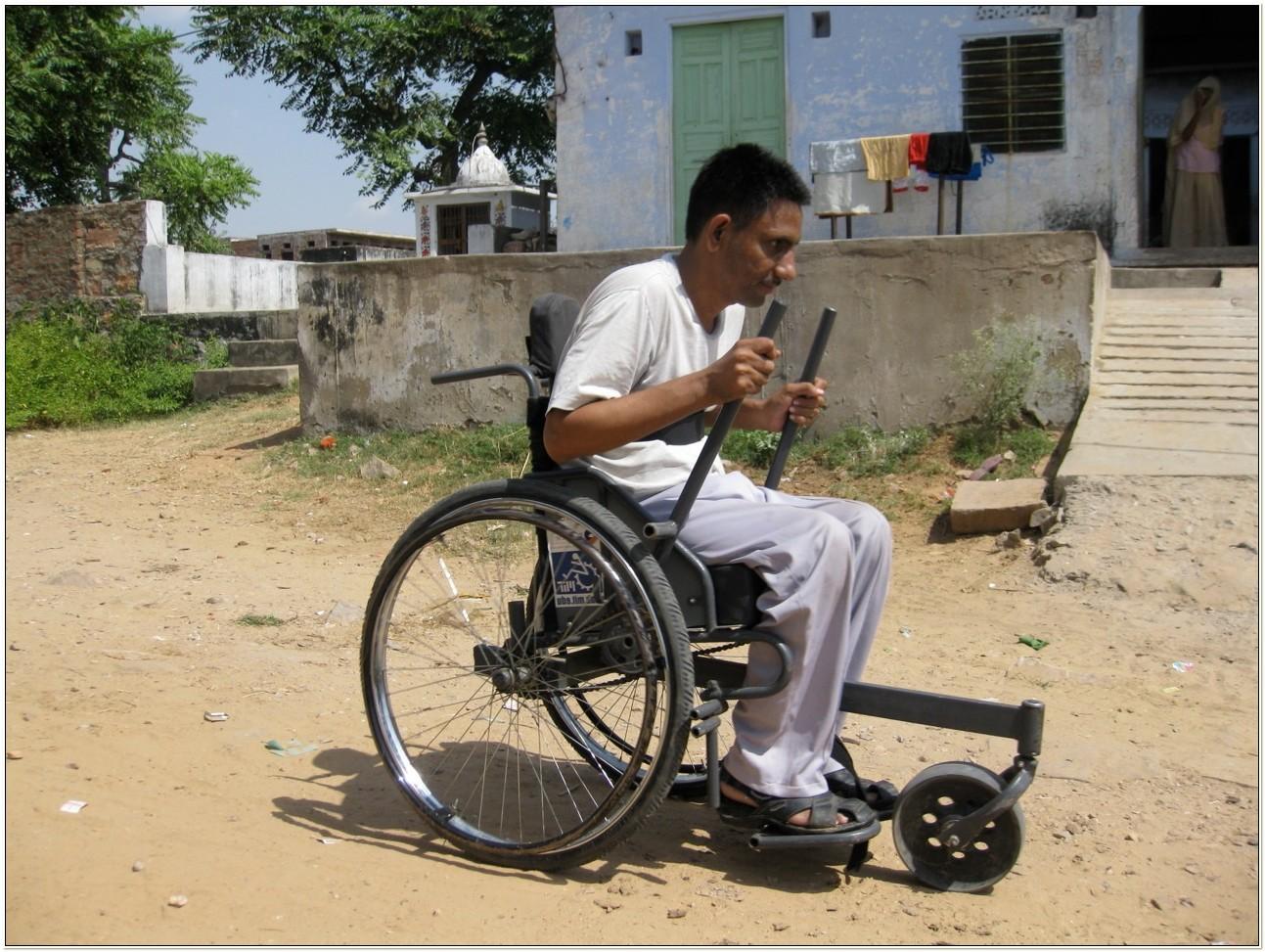 Cheap All Terrain Wheelchair