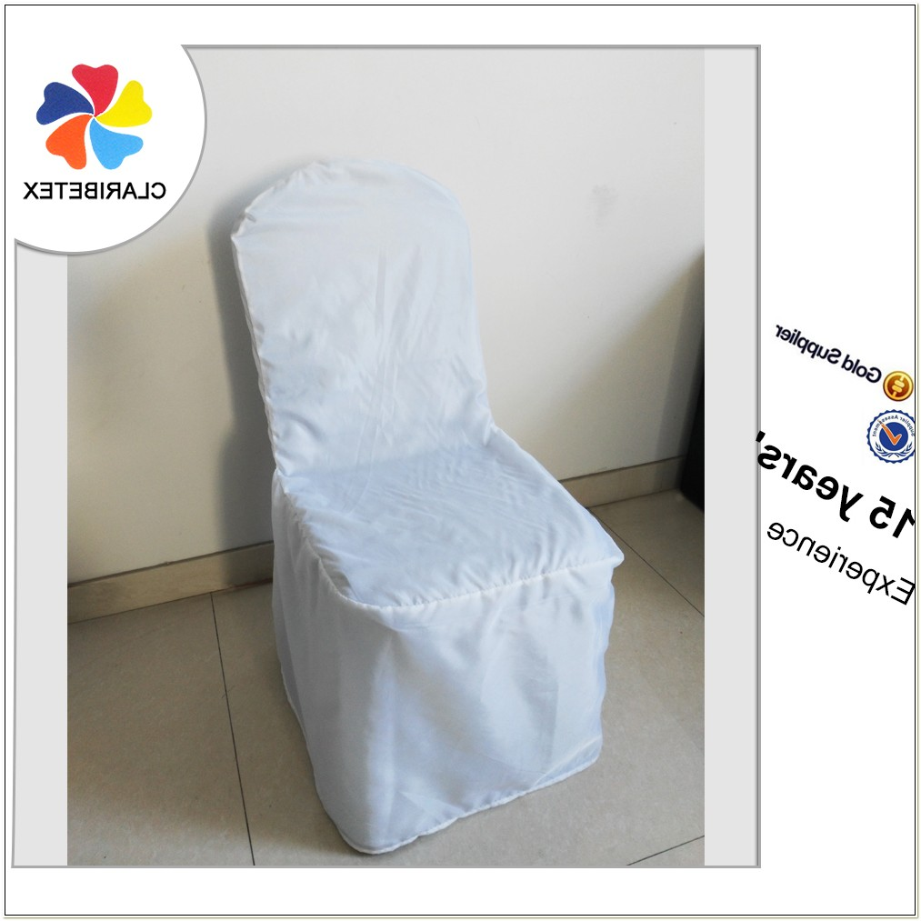 Cheap Disposable Chair Covers
