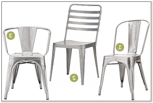 Cheap Metal Dining Chairs