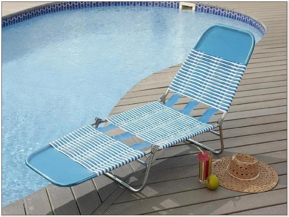 Cheap Outdoor Folding Lounge Chairs