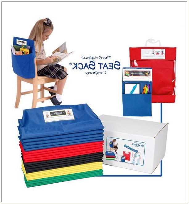 Cheap Seat Sacks For Classroom Chairs