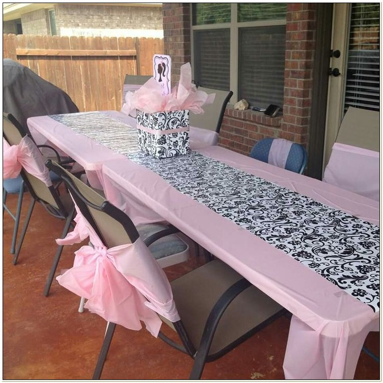 Cheap Tablecloths And Chair Covers