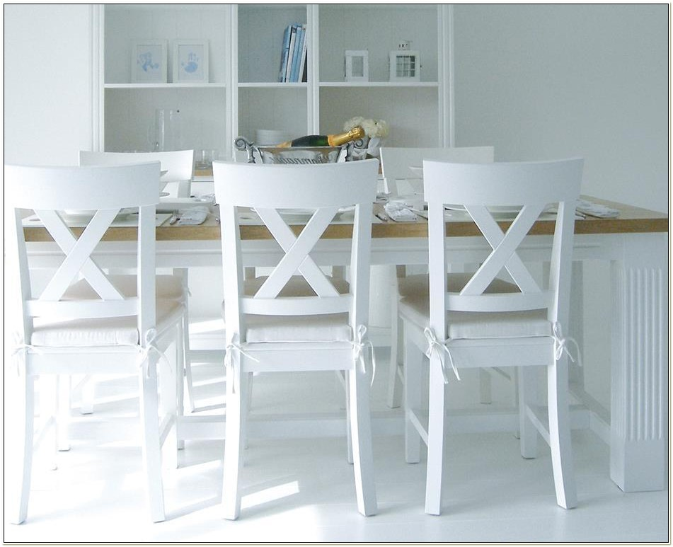 Cheap White Wood Dining Chairs
