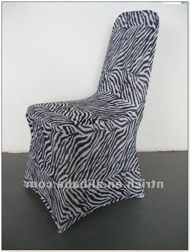 Cheap Zebra Print Chair Sashes