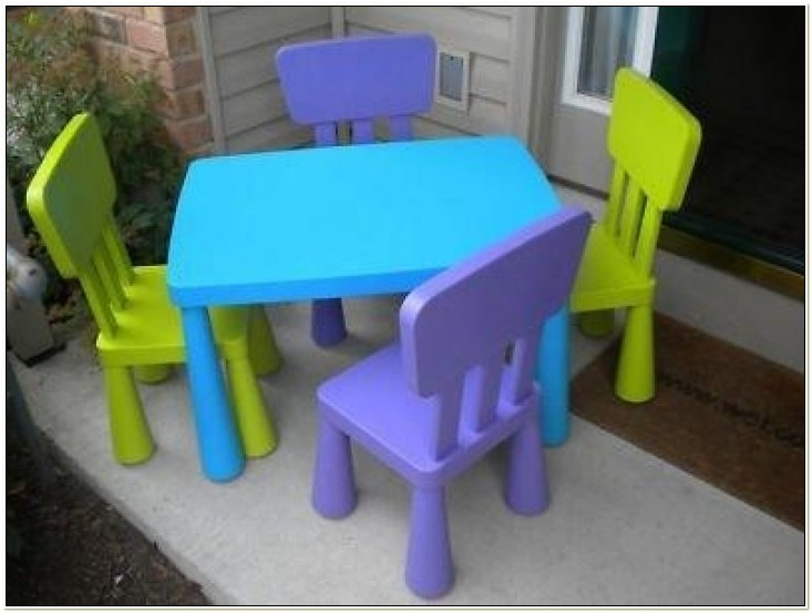 Child Table And Chair Set Ikea