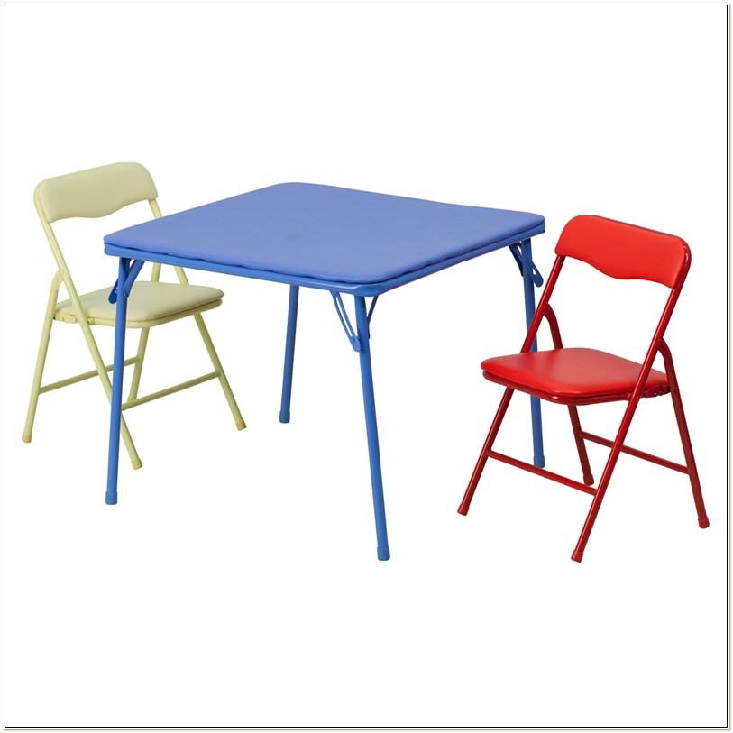 Childs Folding Table And Chairs Cheap