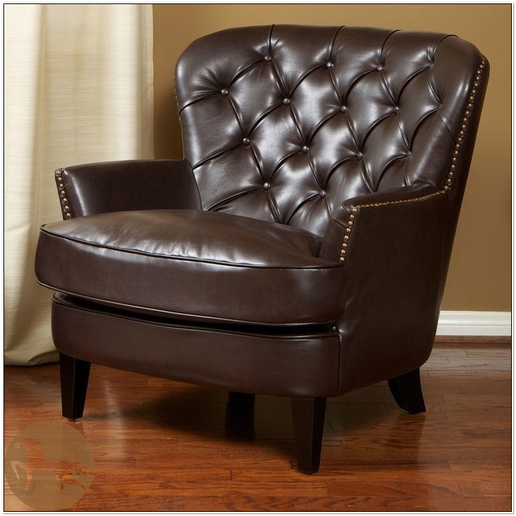 Christopher Knight Leather Chair