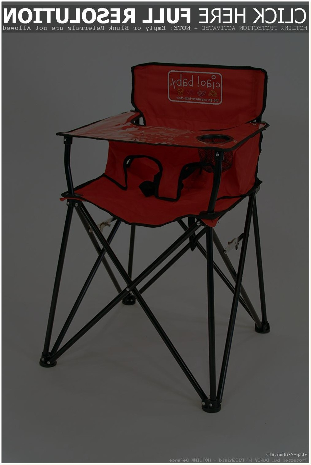Ciao Travel High Chair Uk
