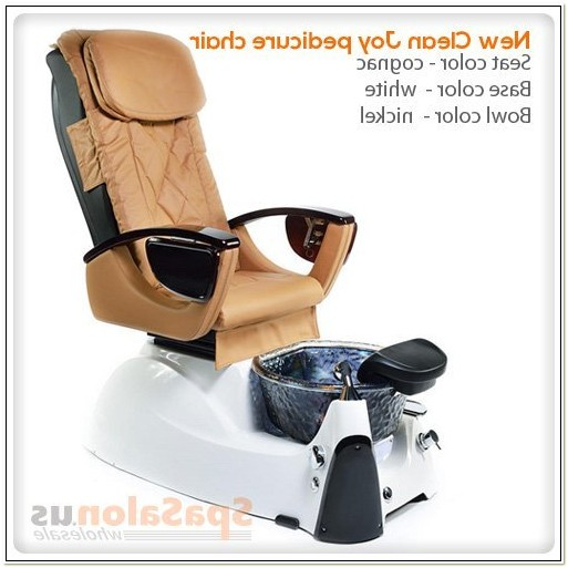 Clean Joy Spa Pedicure Chair