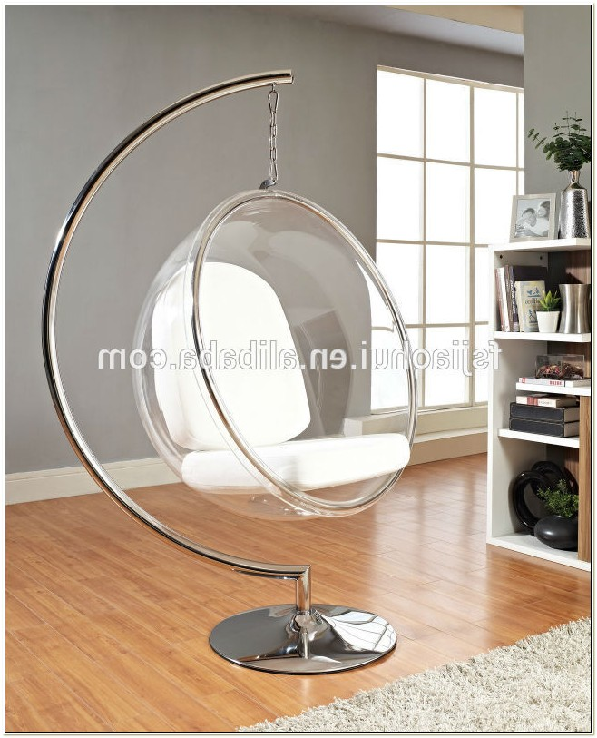 Clear Acrylic Hanging Bubble Chair