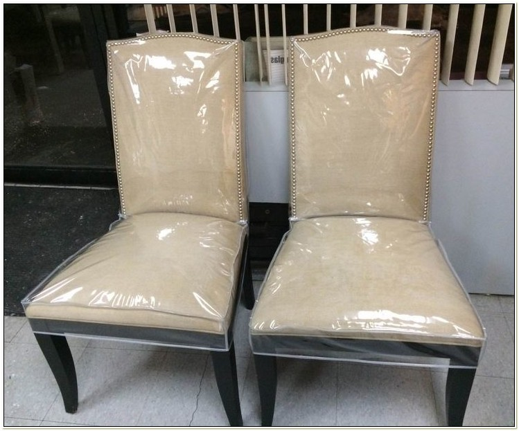 Clear Plastic Seat Covers For Dining Chairs