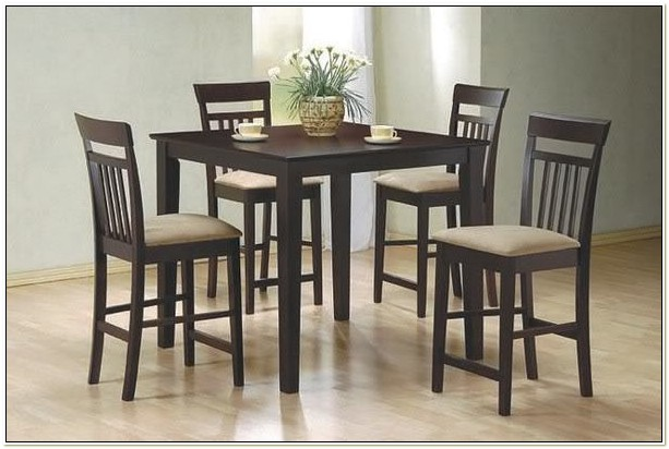 Coaster Table And Chairs