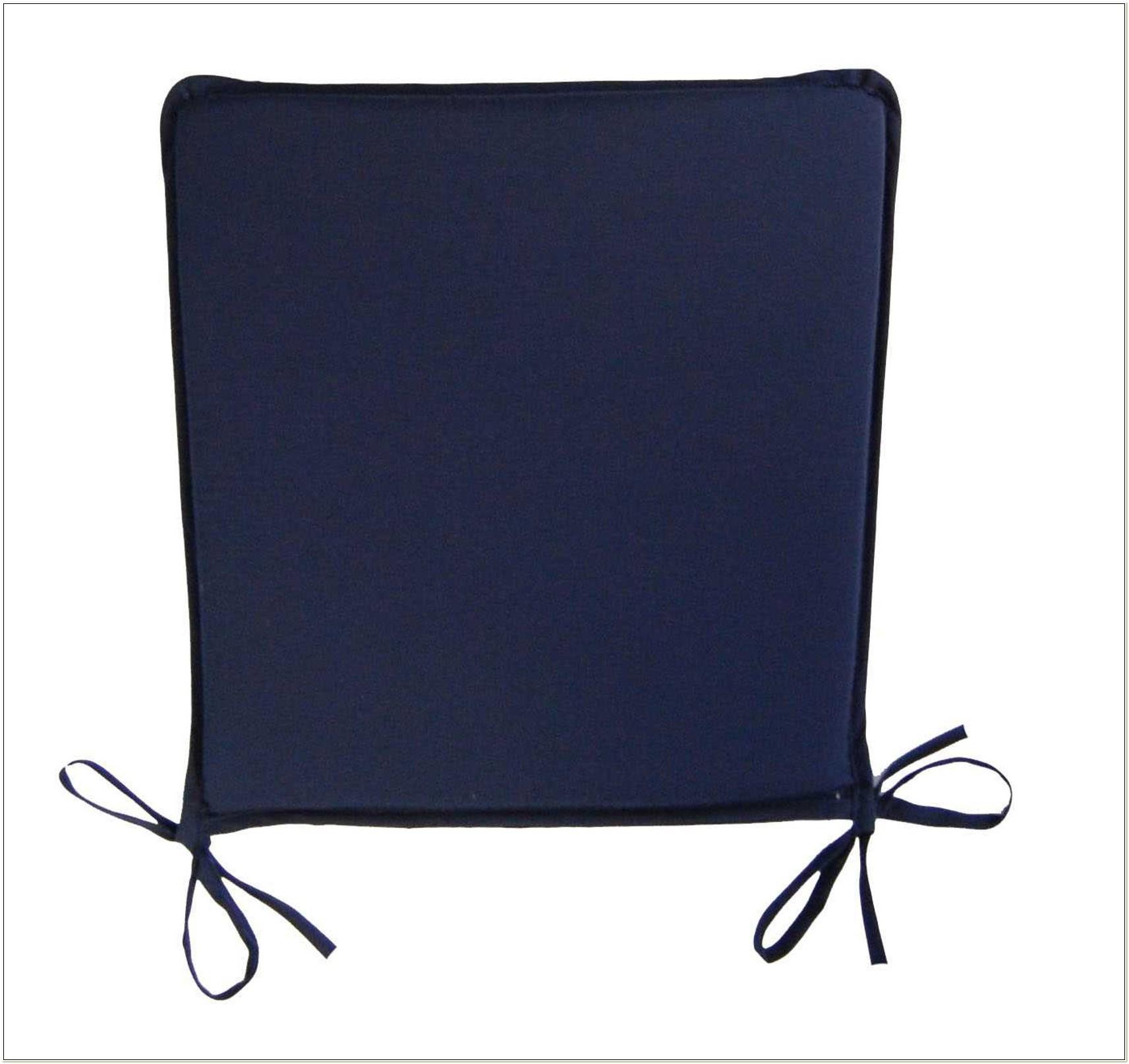Cobalt Blue Dining Chair Cushions