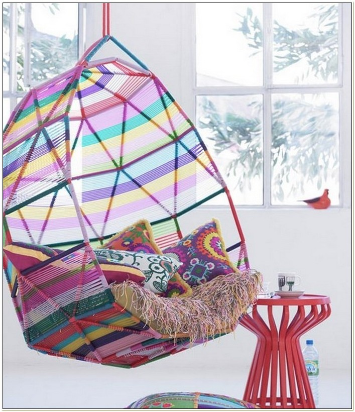 Cocoon Tropicalia Hanging Chair Patricia Urquiola
