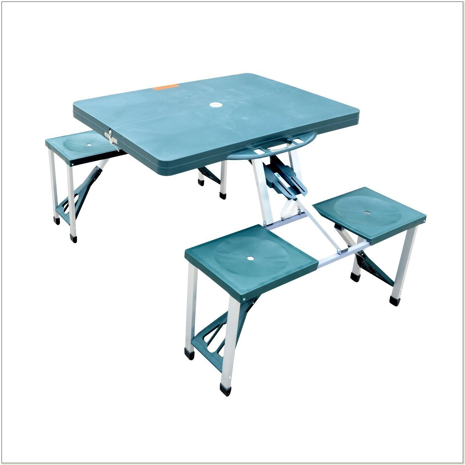 Coleman Fold Up Table And Chairs