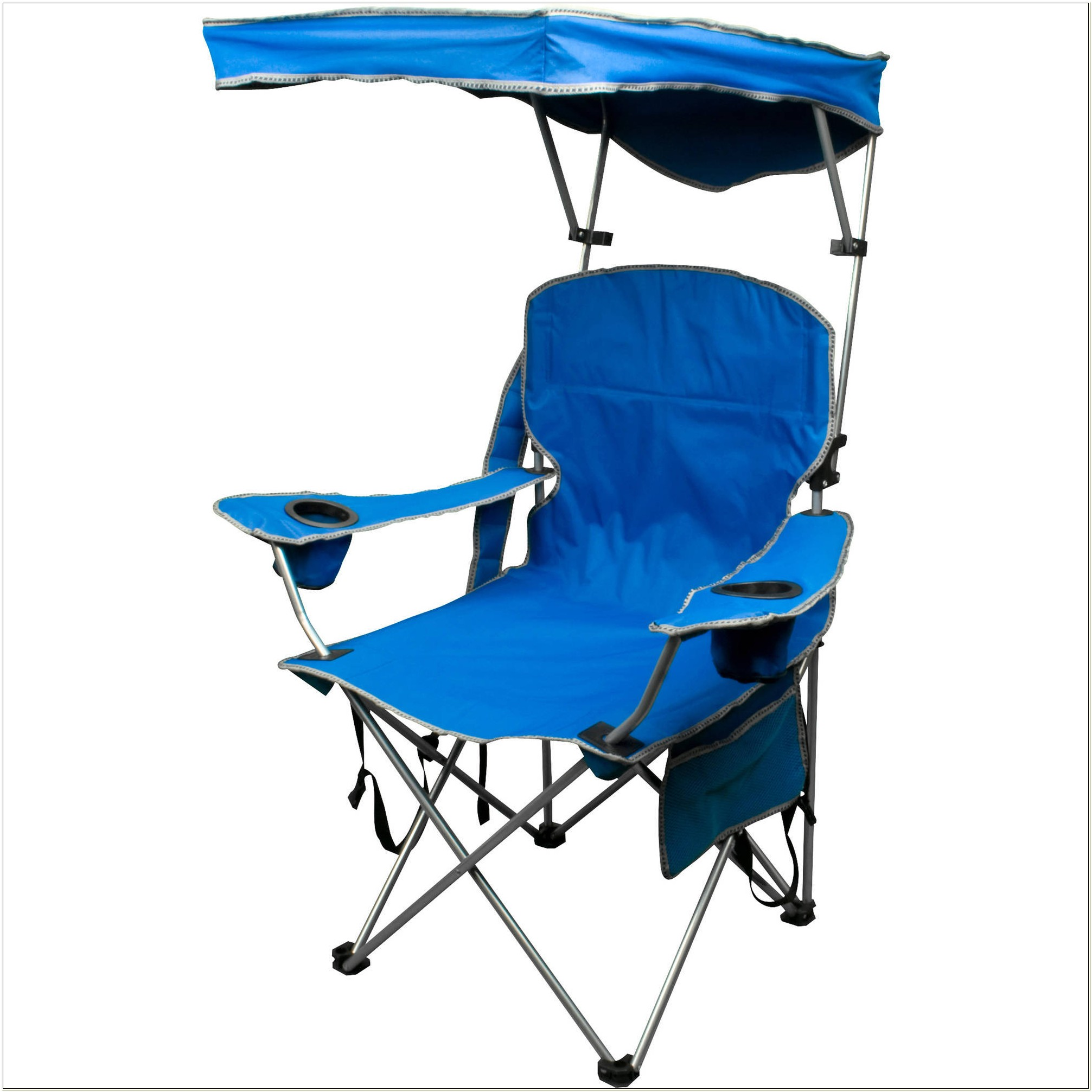 Collapsible Chair With Canopy