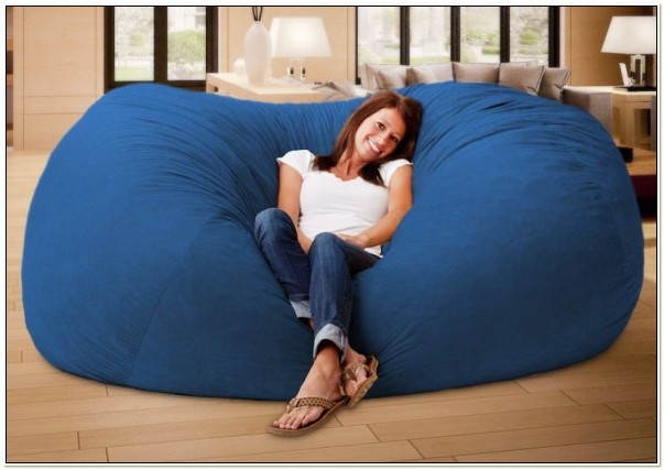 Comfort Research 7 Foot Xxl Fuf Chair