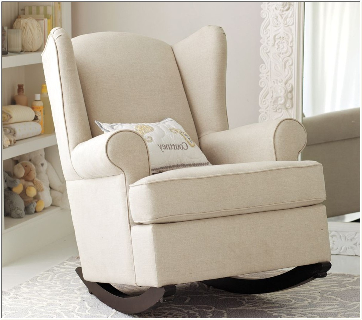 Comfortable Rocking Chair For Nursing