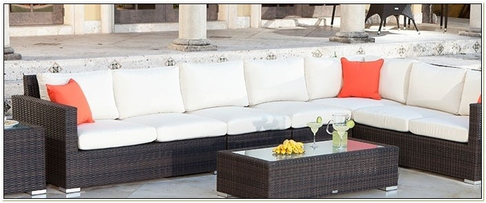 Commercial Grade Outdoor Lounge Furniture