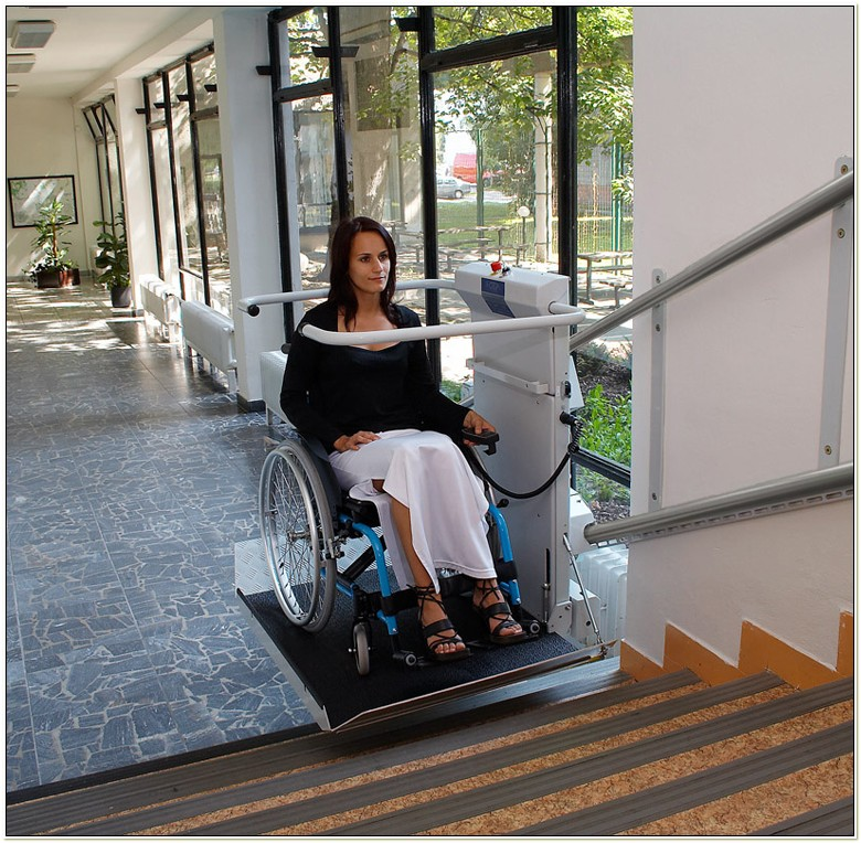 Commercial Stair Lifts For Disabled