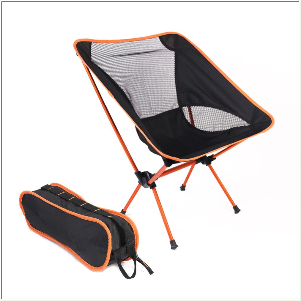 Compact Folding Camp Chair
