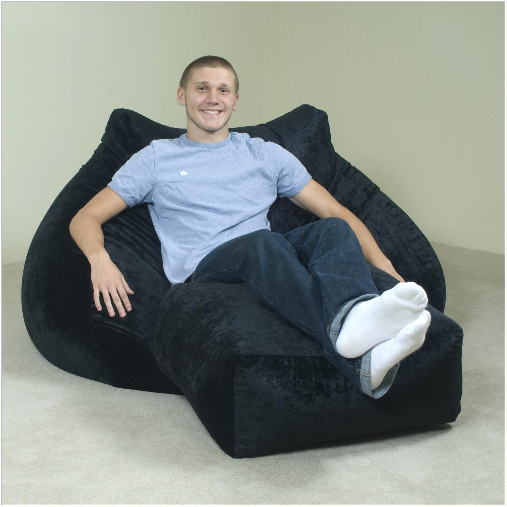 Corduroy Bean Bag Chair Video