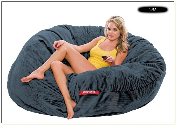 Corduroy Bean Bag Chairs