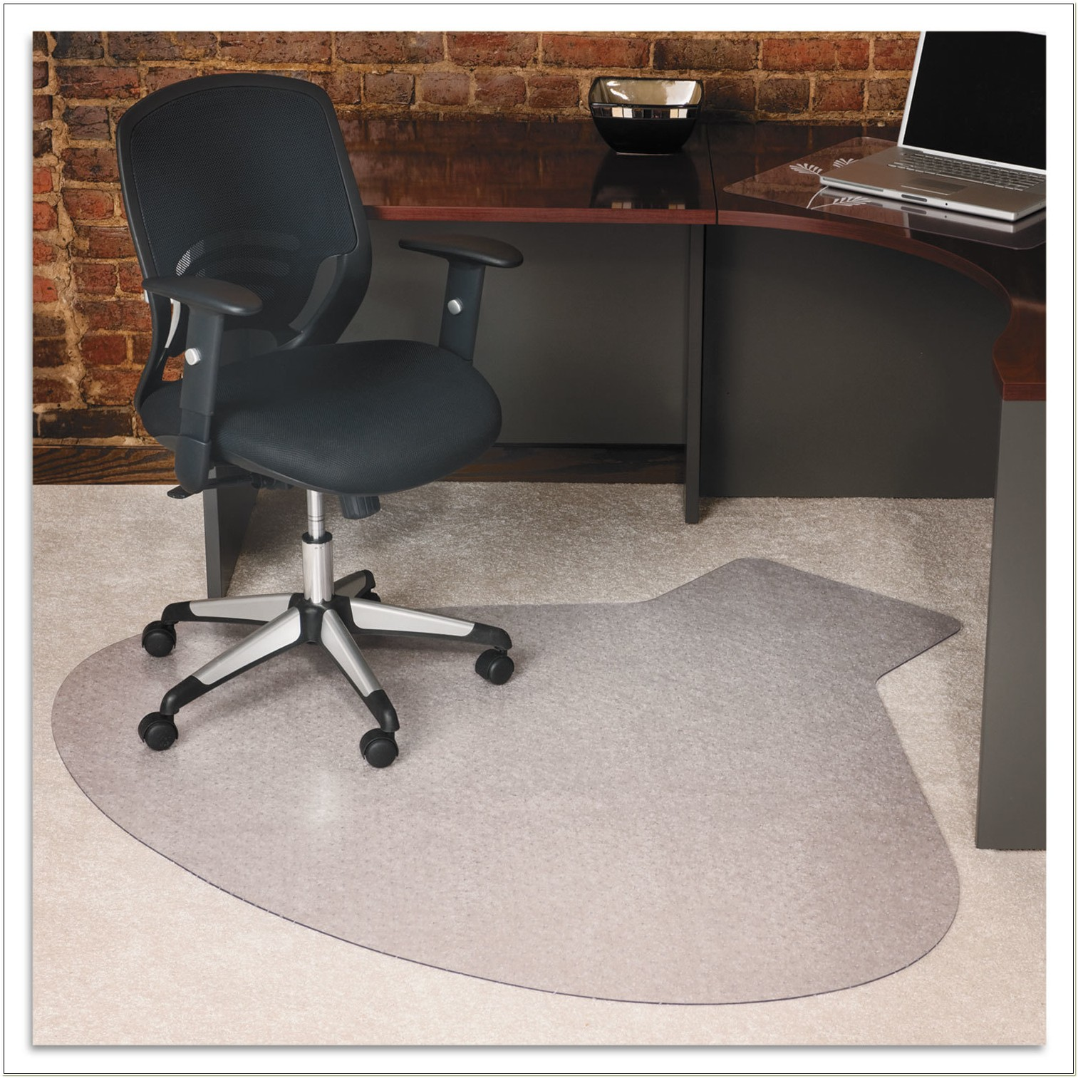 Corner Desk Chair Mat