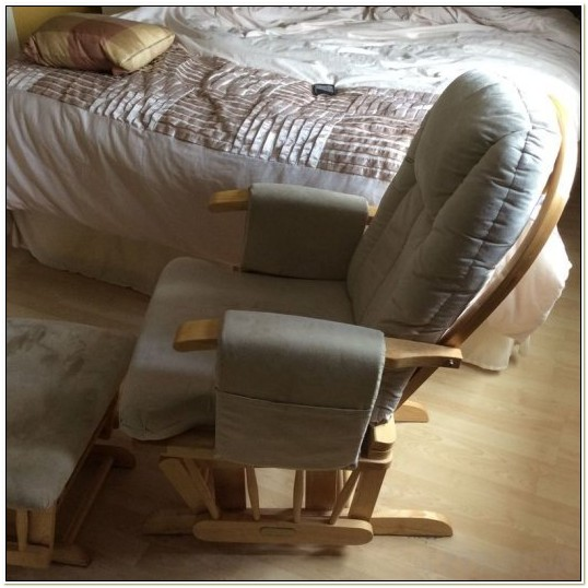 Cosatto Rocking Chair And Footstool