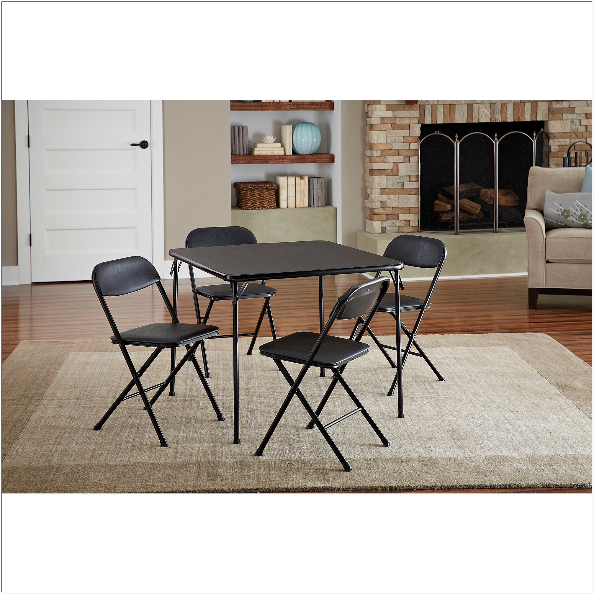 Cosco Bridge Table And Chairs