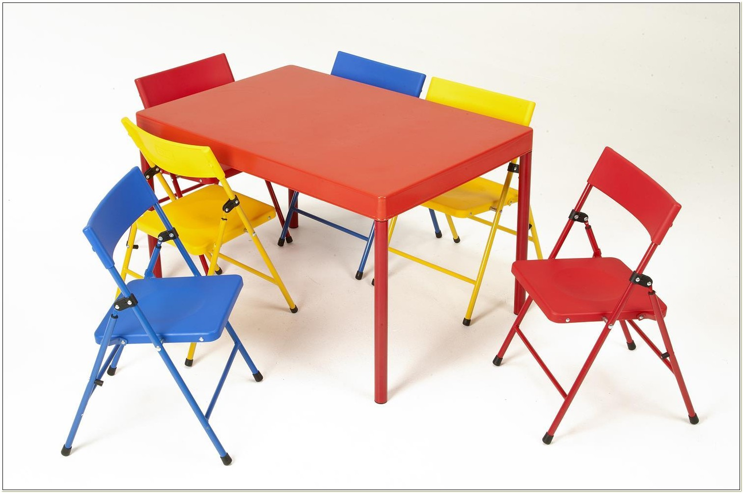 Cosco Childrens Table And Chairs