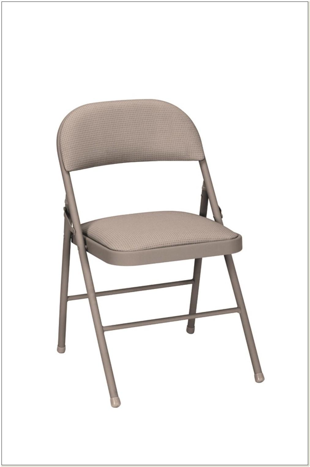 Cosco Fabric Folding Chair Antique Linen
