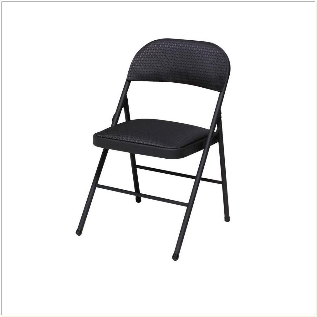 Cosco Fabric Seat Folding Chairs